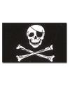 Piratenvlaggen 90 x 150 cm